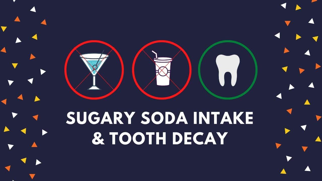 sugary soda tooth decay - gurnee & waukegan IL