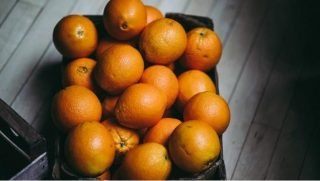 oranges high acidity